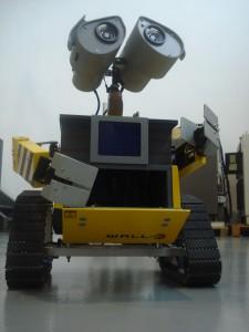 Robot animatrónico