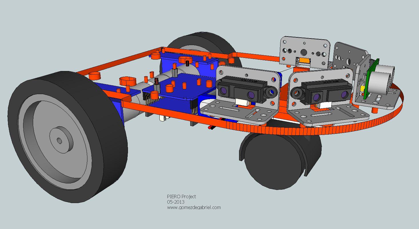 mobile robot navigation thesis