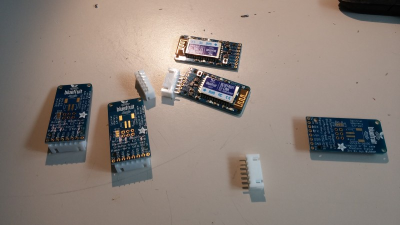How to remote reset your arduino with bluefruit from matlab