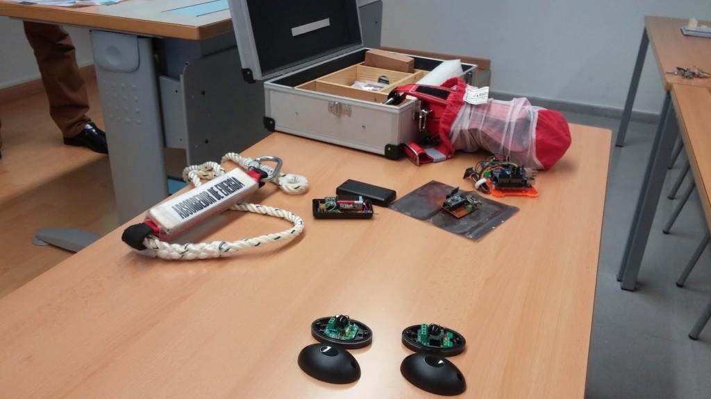 Safety device prototype
