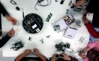 Teaching Robotics Laboratory