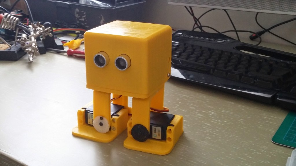 Zowi Open Source Robot