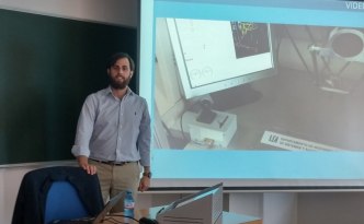 Master thesis on robotics